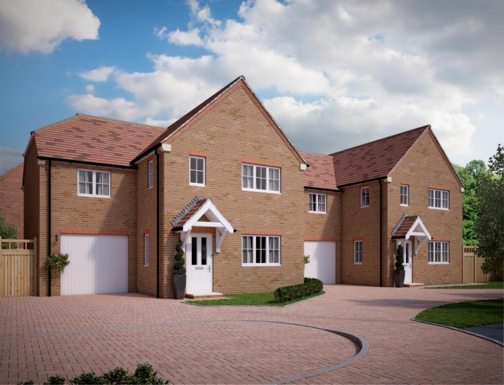 4 bedroom detached house for sale in plot 10 lancelot gardens pinchington lane newbury rg19 rg19