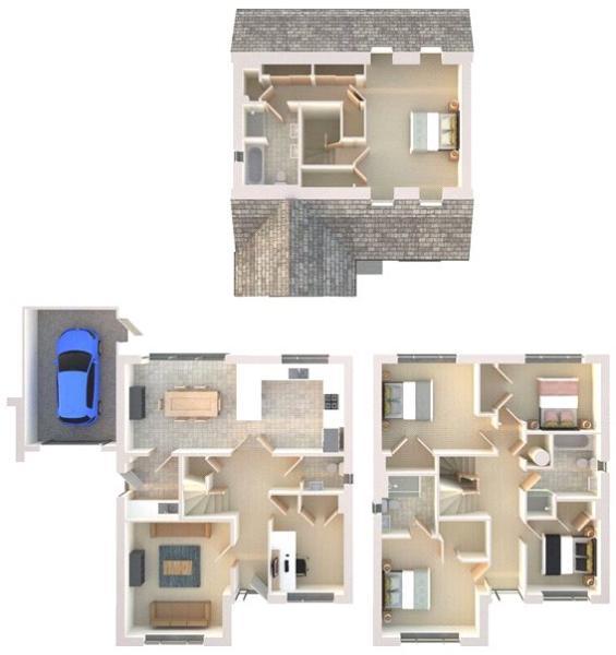 Centenary Floor Plan