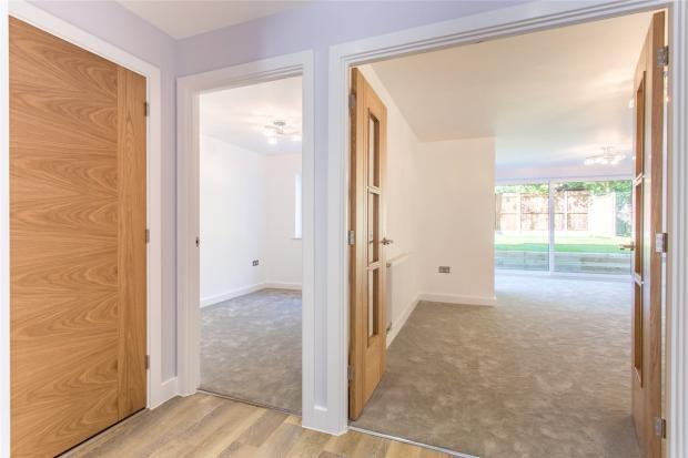 Example Door Finish