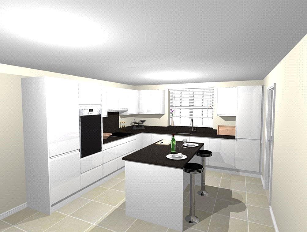 Wren Cottage Kitchen