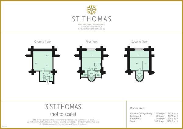St Thomas 3 Plan