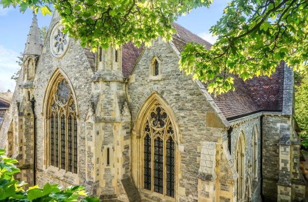 St. Thomas Exterior