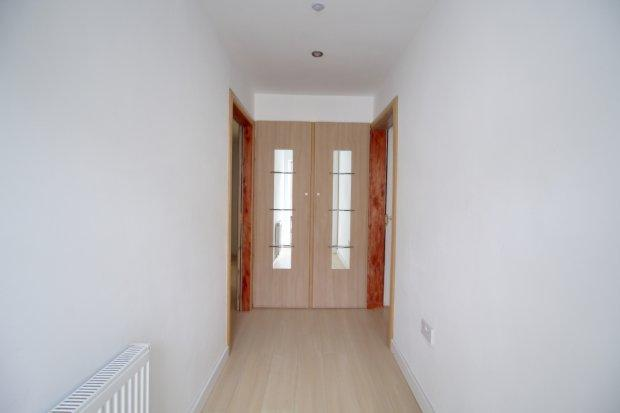Flat A Entrance...