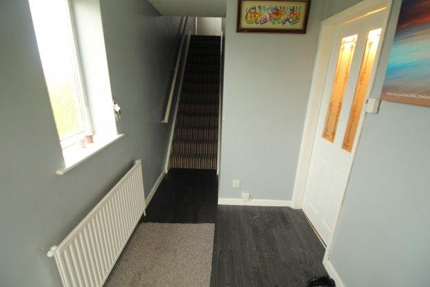 Hallway/Stairs