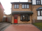 semi detached house to rent in Lark Rise, Uttoxeter...