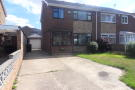 3 bed semi detached house in Kingfisher Court...