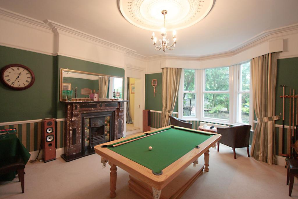 Dining Room/Snooker