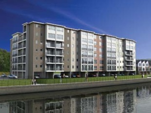 Staiths Riverside by Taylor Wimpey, North Side,