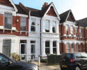Terraced home for sale in Homecroft Road, London...