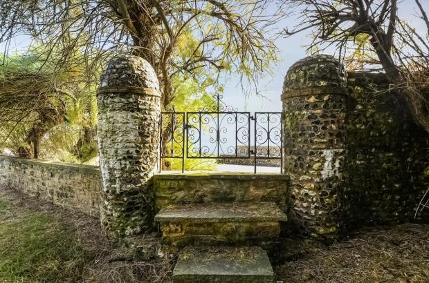 Private Gate To