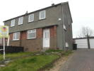 semi detached property to rent in Broomhall Drive...