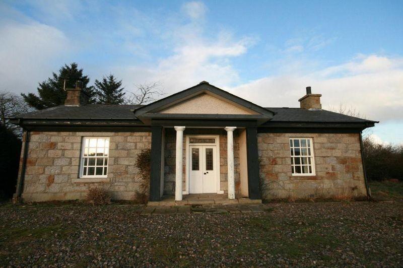 3 Bedroom Cottage For Sale In Strichen Fraserburgh Ab43