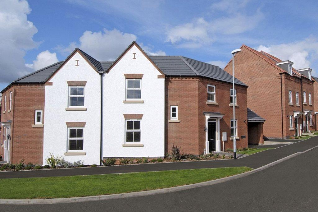 Parker`s Place is a development of family homes for sale in Mountsorrel