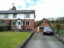 3 bedroom semi detached house in Bronhaul, Cwmbelan...