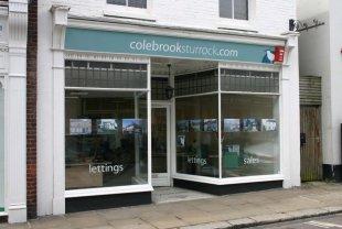 Colebrook Sturrock, Sandwichbranch details