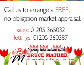 Get brand editions for Bruce Mather Ltd, Boston Lettings