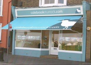 Colebrook Sturrock, Walmerbranch details