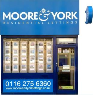 Moore & York Lettings, Leicesterbranch details