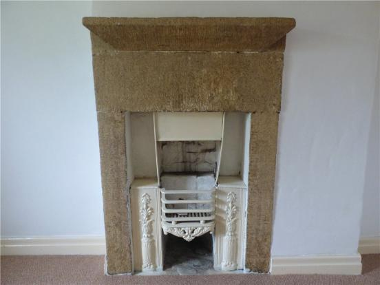Bedroom Fireplace