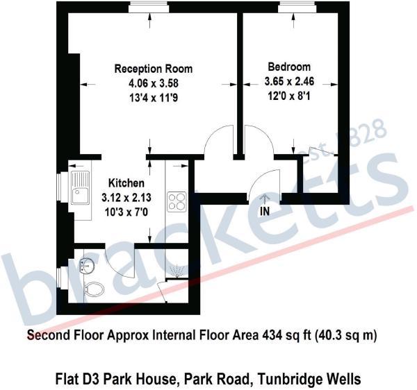Floorplan - D3...