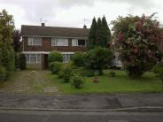 semi detached property in Fellowes Way...