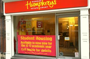 Nicholas Humphreys, Derby - Student Lettingsbranch details