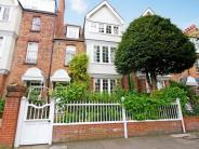 Terraced house for sale in Woodstock Road, Chiswick