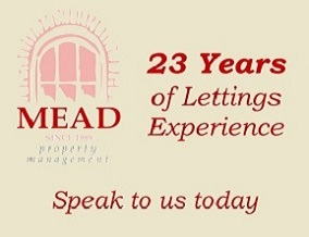 Get brand editions for Mead Property Services, Cardiff