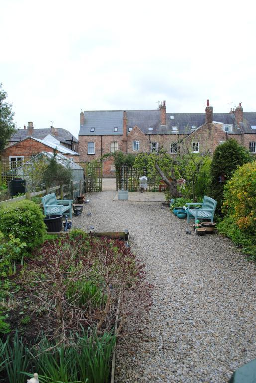 Garden From The Rear