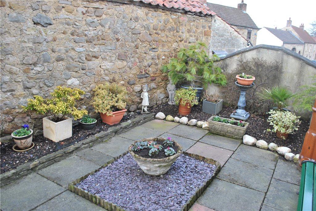 Paved Garden