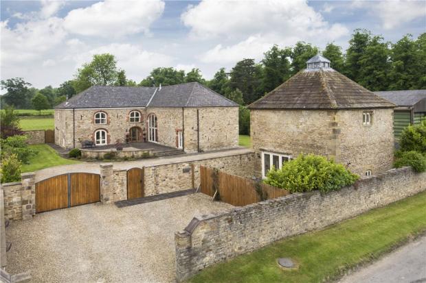 Snape Castle Barn
