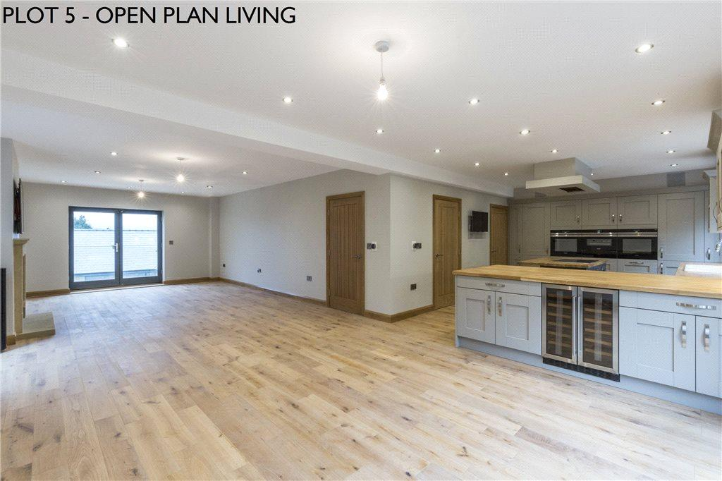 Plot 5 Living Area