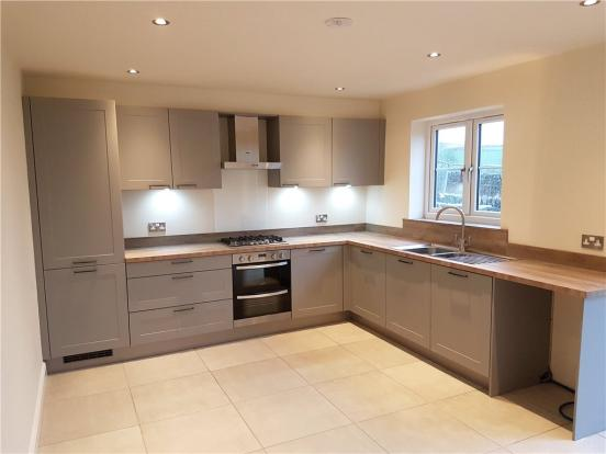 Plot 3 Kitchen