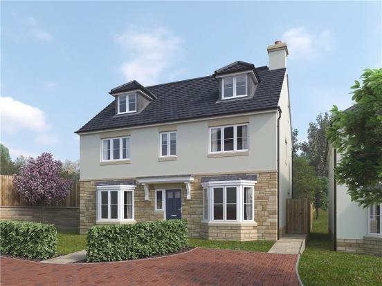 5 bedroom detached house for sale in plot 3 newbury hazel beck bingley west yorkshire bd16