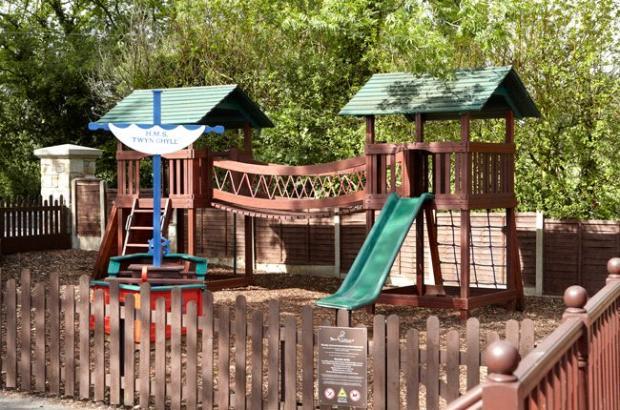 On Site Play Ground