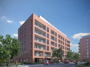 East City Point by Countryside Properties, Charford Road,