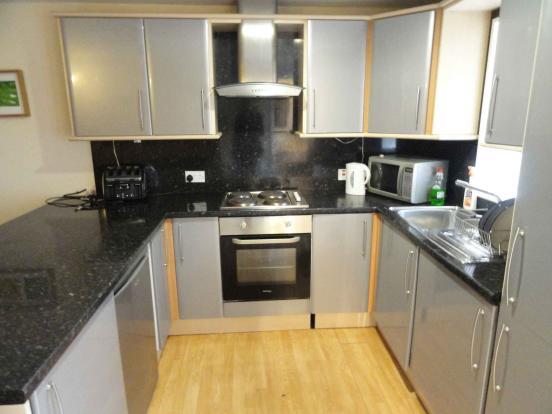Studio flat to rent in shenley brook end milton keynes mk5 for Kitchen ideas queensway