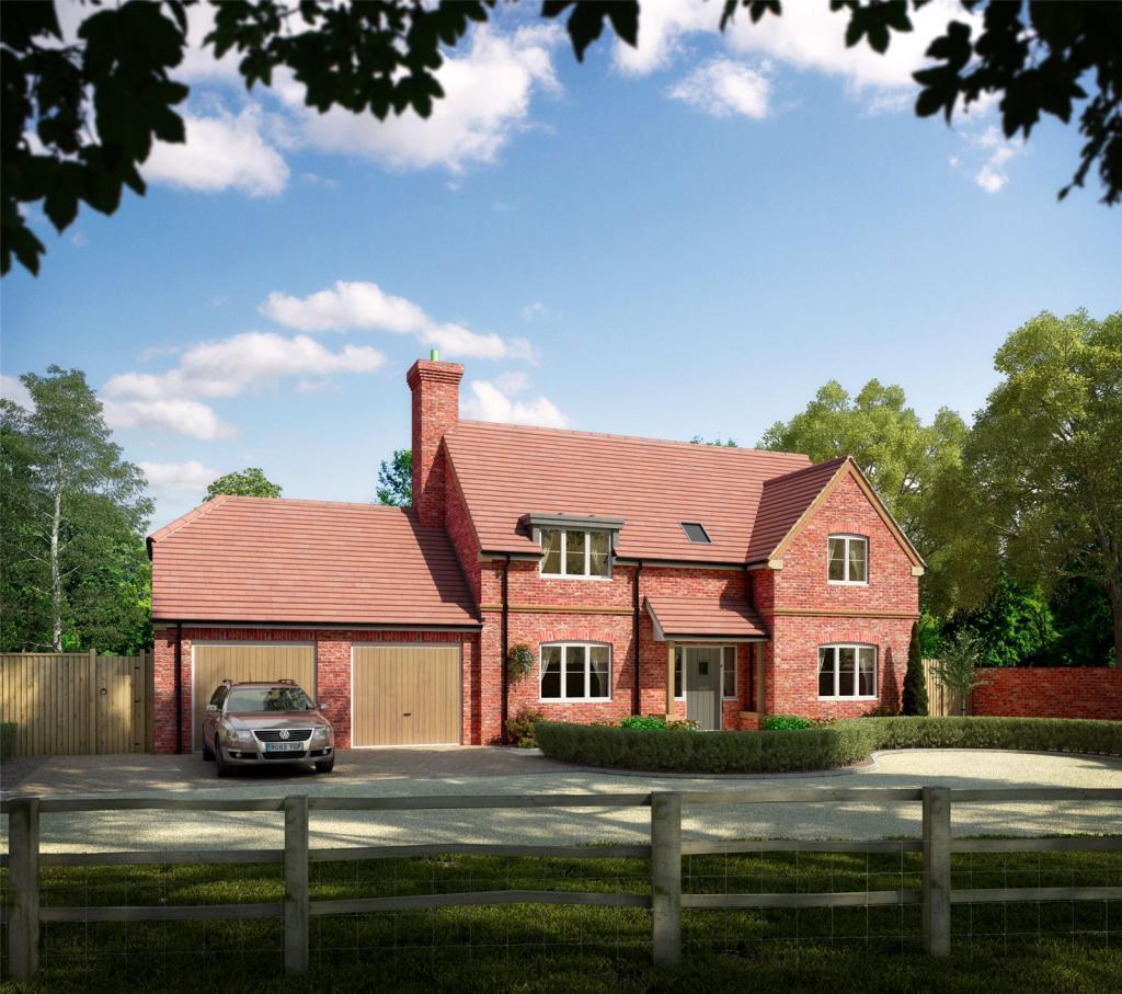 4 bedroom detached house for sale in newbury road hermitage thatcham berkshire rg18 rg18