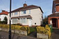 3 bedroom semi detached home in Barmby Avenue, Fulford...