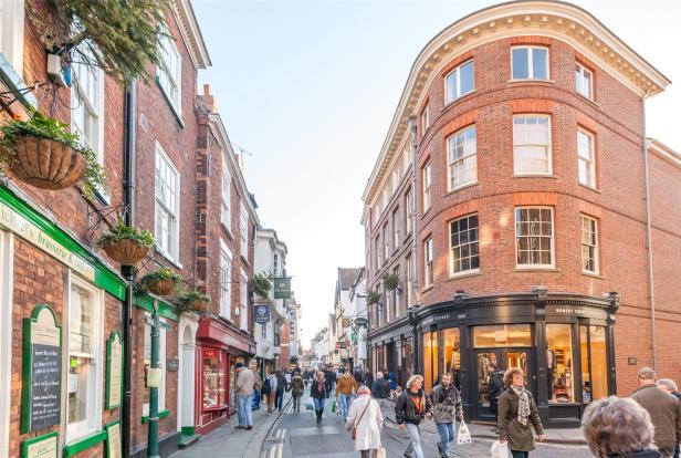 York Shopping