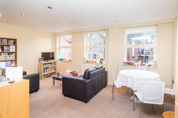 Apt 7 Living Room
