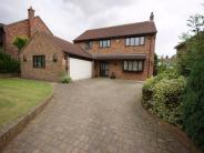 4 bed Detached house in Back Lane, Hambleton...