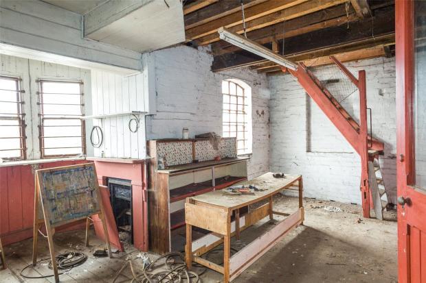 First Floor Room 2