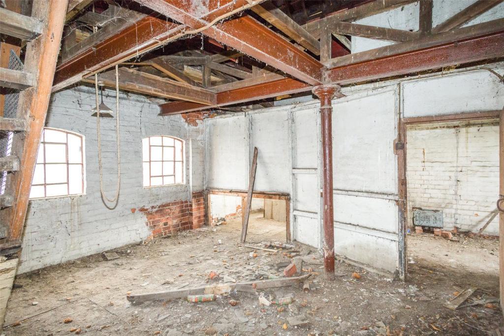 Second Floor Room 1