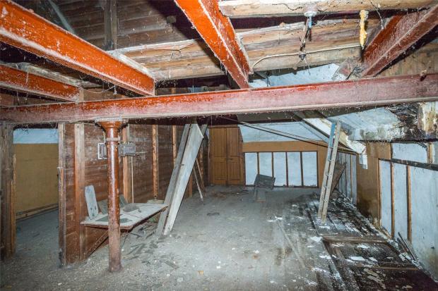 Second Floor Room 2