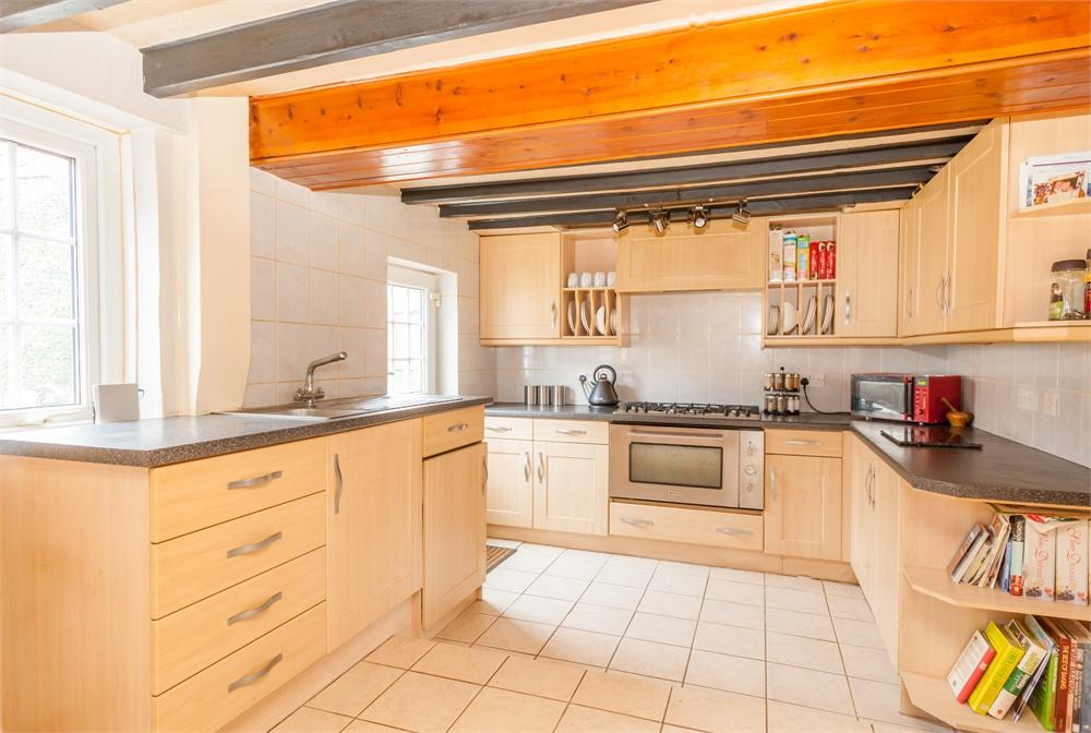 House Dining Kitchen