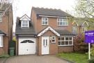 3 bed Detached house to rent in Belfry Drive, Wollaston...