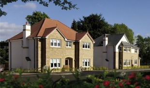 Academy Grove by Bett Homes Scotland, Morven Road,