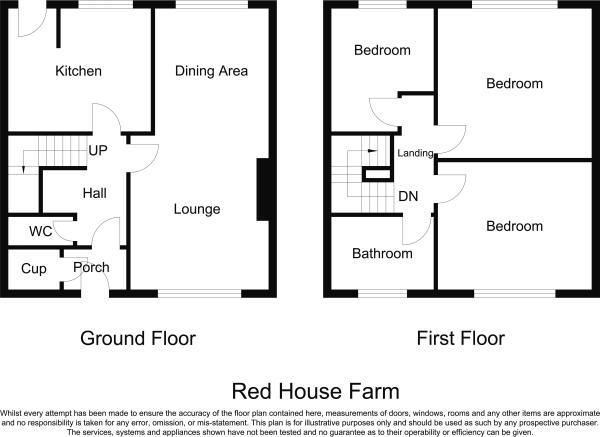 Red House Farm...