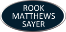 Rook Matthews Sayer, Bedlington logo